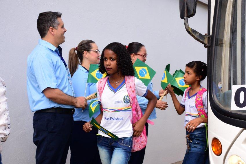 HASTEAMENTO DA BANDEIRA – 7 DE SETEMBRO