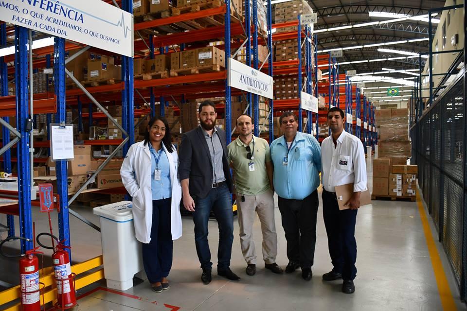 VISITA DO PARCEIRO SOS RENAL SERVICES