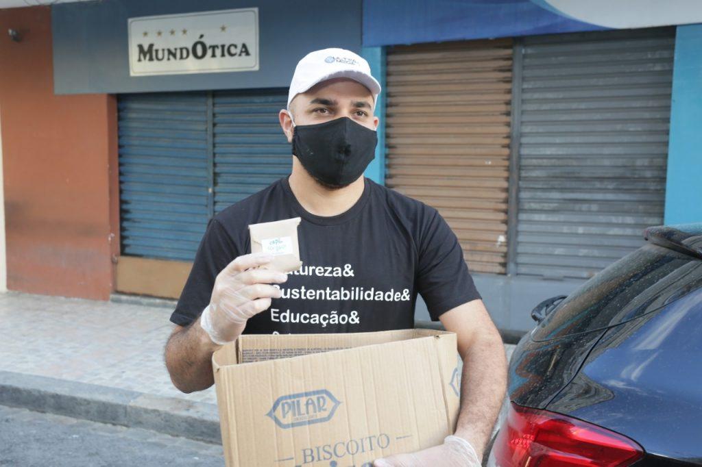 Doações de Materiais de Limpeza